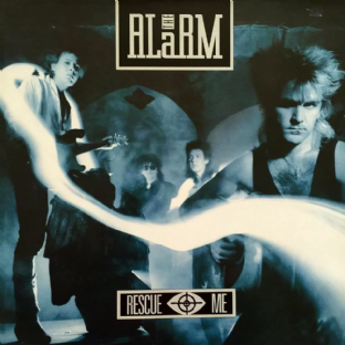 "Alarm (The) - Rescue Me (12"") (EX-/EX-)"